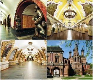 Russian capital: Moscow tours